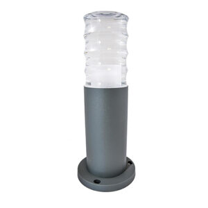 "A Series LED Bollard, 3.5W, 350lm, 6000K, 14"" height, 3.5""x5.9"" acrylic"