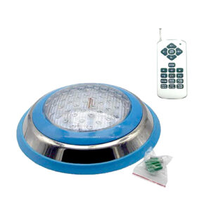 "11"" LED Swiming pool light, AC12V, RGB w/ remote"