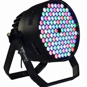 DMX Led Par Light 54pcsx3watts RGBW, 110~240VAC, IP65, Synchronized, preprogramed function