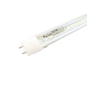 8' ETL Series LED Tube Light, 36watts, 100~277VAC, 5000K, 2 end connection, clear cover