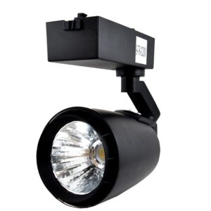 "5"" remote control LED Dimmable & interchange White & Warm White Track Light 85~265Vac/30 Watt"