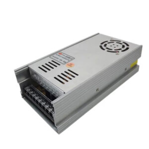 Adjustable voltage power supply, Output 400watt/0-24Vdc, Input 110/220Vac..