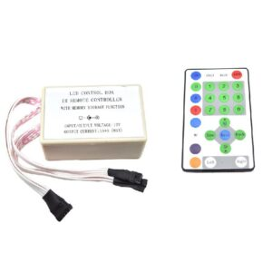 Remote controller for Chase light 12Vdc/324watt