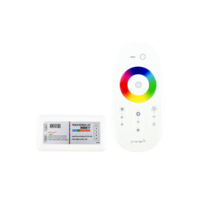 4 Channel (RGB+W) RF touch remote controller
