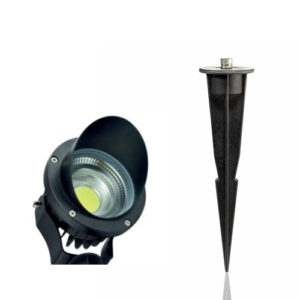 LED-Inground-Cob-Shell-light-with-Spike