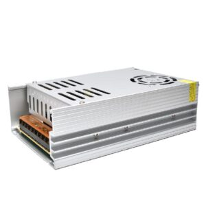 Indoor power supply, Output 800watt/12Vdc/66.66A, Input 110/220Vac