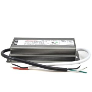 Outdoor power supply 110Vac to 12Vdc/100Watts/8.34A
