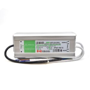 Outdoor power supply 110Vac to 24Vdc