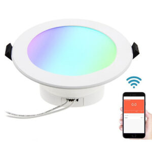 Phone-Controlled-LED-RGBW-Downlight1