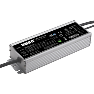 UL Outdoor adjustable & dimmable driver, Output 20~62Vdc/1.93~3A, Input 90~305Vac, Effi:92%, PF 0.96, Default 45V/2.67A