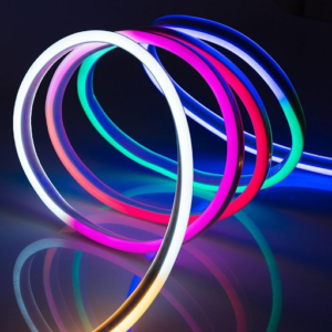 Full color chasing Neon Rope Light