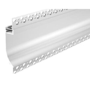 Drywall Trimless LED Profile, inside width: 15.8mm