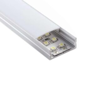 """Surface Mount - W:23mm*H:11mm*L:8.2'/98"""", InnerW:20.5mm"""
