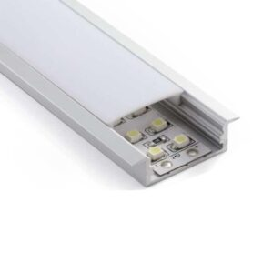 """Recessed Mount - W:23mm*H:11mm*L:8.2'/98"""", InnerW:20.5mm"""