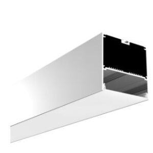 Surface/Hanging Mount- W:75mm*H:75mm*L:8.2 feet/98 inches
